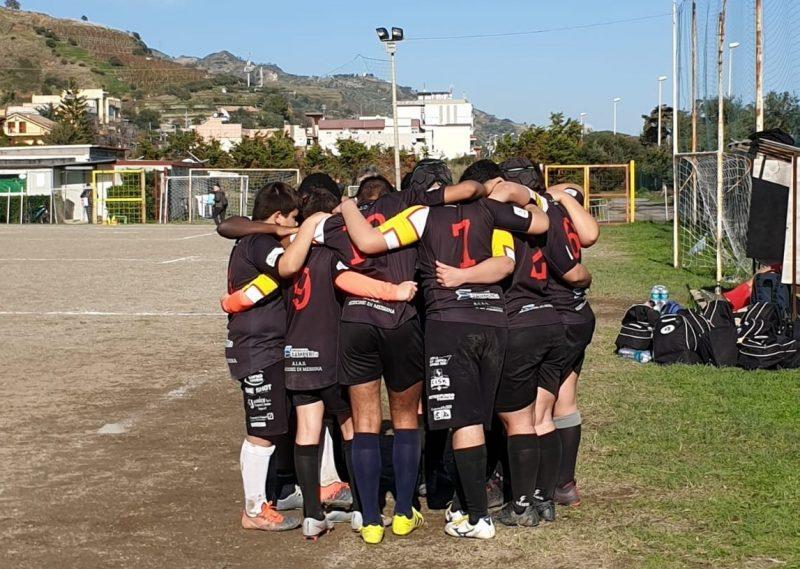 Under 17 Messina rugby comincia il campionato