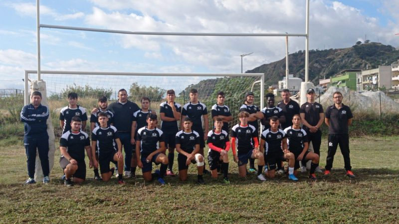 under 17 Messina rugby stagione 2021/2002