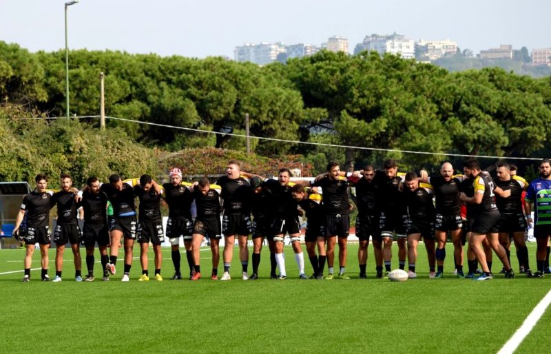 Serie B Clc Messina Roma Rugby Olimpic 22 17 Messina Rugby